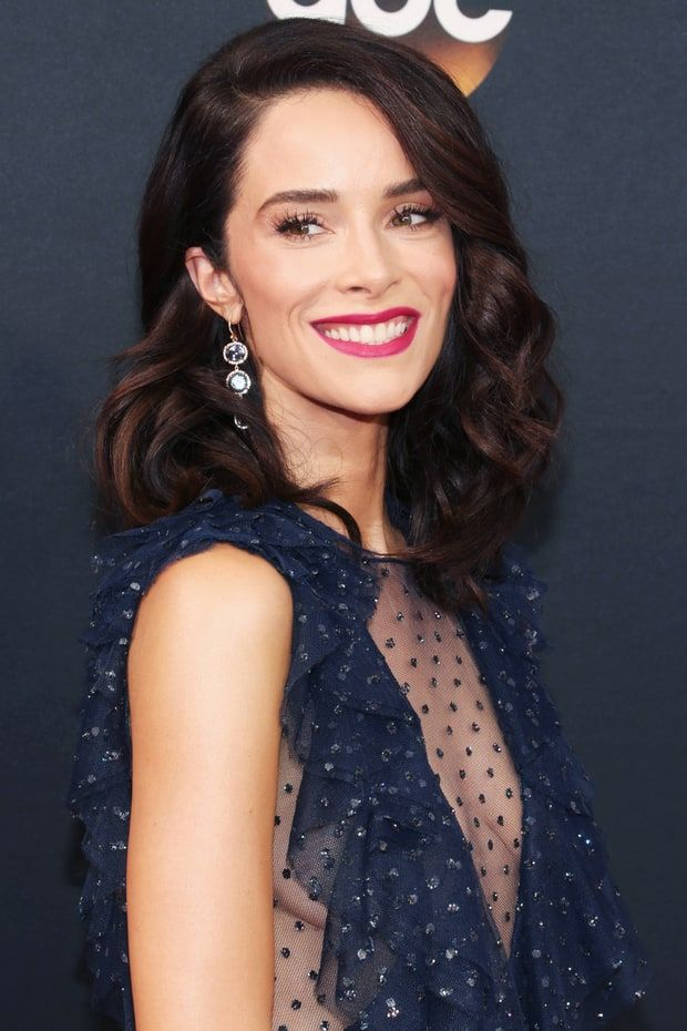 Avon True Color Perfectly Matte Lipstick in Ravishing Rose | http://www.usmagazine.com/stylish/pictures/emmys-2016-red-lipstick-trend-on-the-red-carpet-w440813/abigail-spencer-w440822