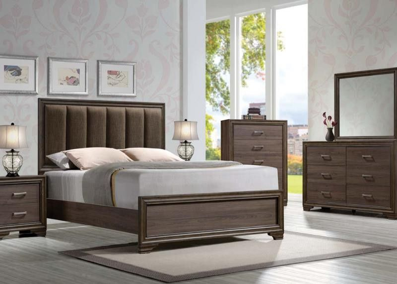 Shop For Cyrille 2 6pc Bedroom Set By Acme Get Free Shipping And