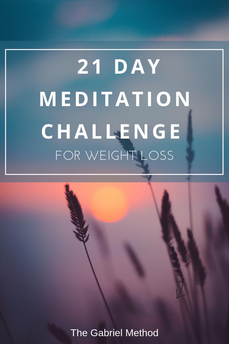 Pin on 21 Day Meditation Challenge