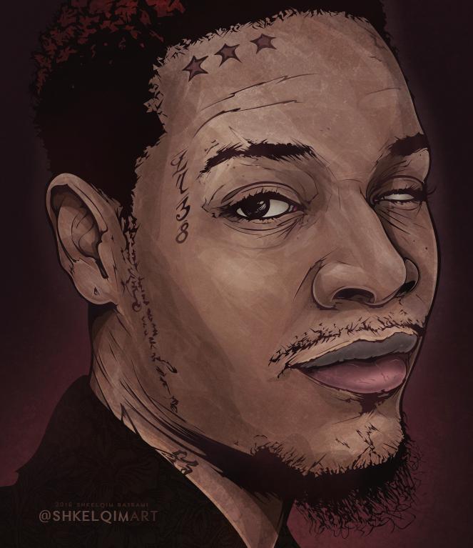 Fetty Wap By Shkelqimart Hip Hop Art Itachi Uchiha Art Art
