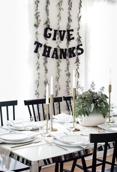 Most Awesome Thanksgiving Decoration DIY Project