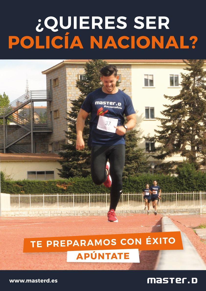 Oposiciones Policía Nacional Cnp Oposiciones Policia Policia Nacional Quiero Ser Policia