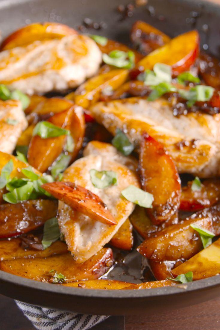 recipe: easy peach chicken recipe [14]