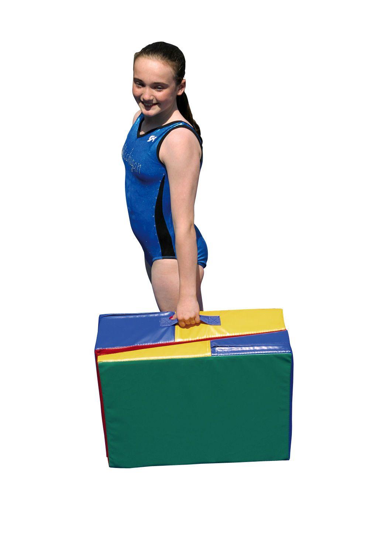combo and gymnastics white incline mats chevron mat pink products folding x