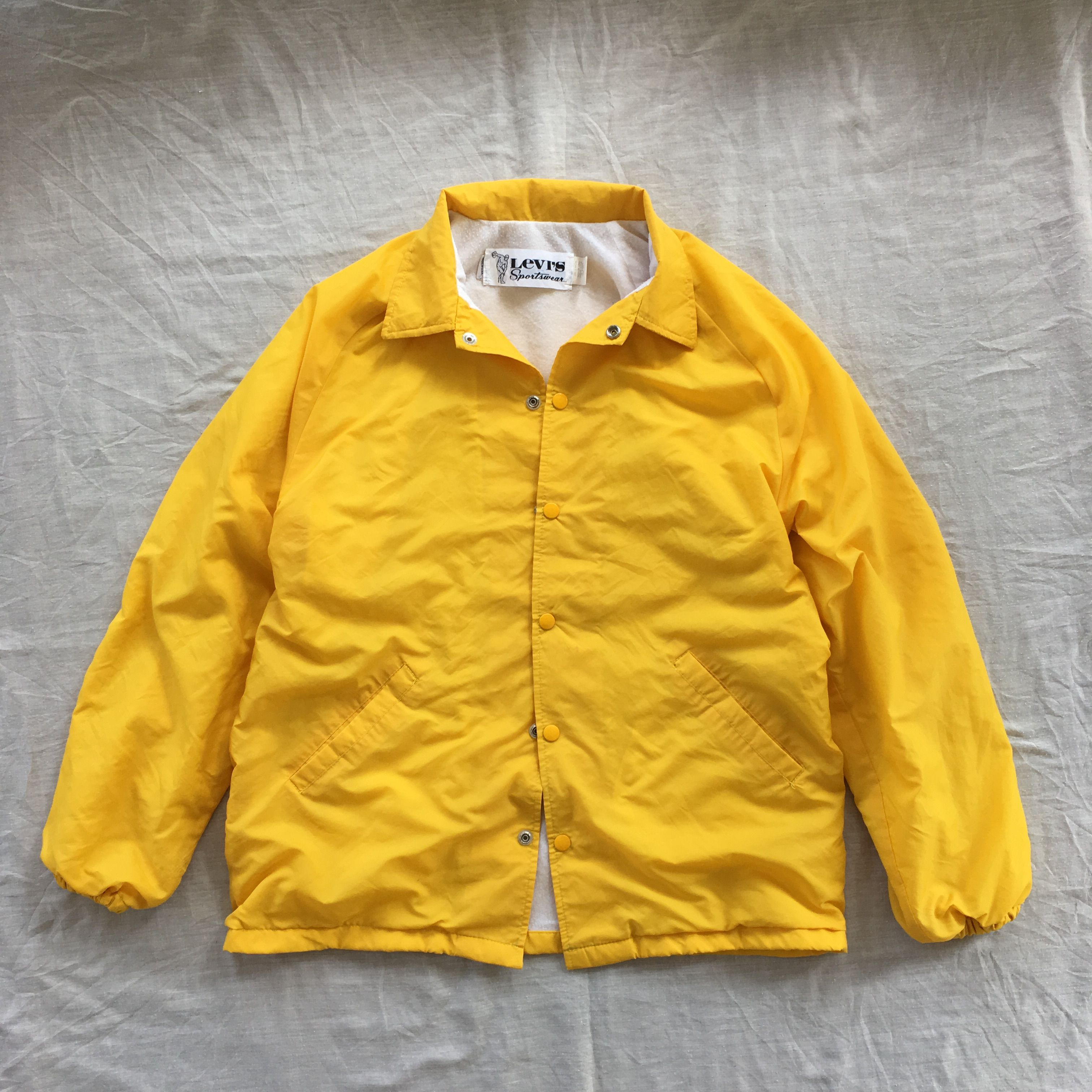 RARE Vintage Levis Levis Coach Jacket Levis Sportswear  Etsy Up for sale  Visit to view detailed info