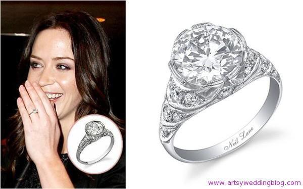CelebrityInspired Engagement Rings Engagement Engagement ring