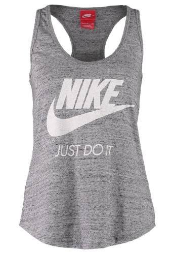 Nike Sportswear Gym Vintage Top Carbon Heather camisetas y blusas vintage  Top Sportswear Nike Heather Gym