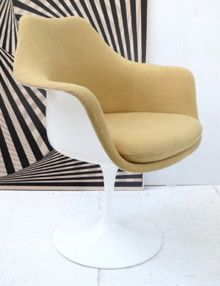 eero saarinen tulip chair chaise bureau desk fauteuil pivotant knoll internation ebay antics. Black Bedroom Furniture Sets. Home Design Ideas