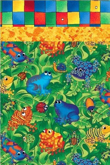 Rainforest Buzz - Pillow Case Kit