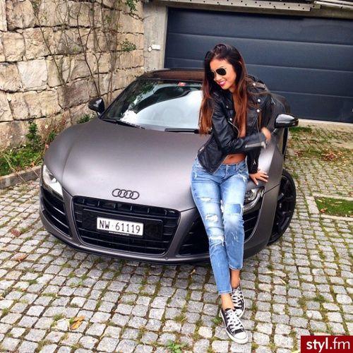 Pinterest Purple90xss Audi Cars Girl Style Audi Girl Style Audi Girl