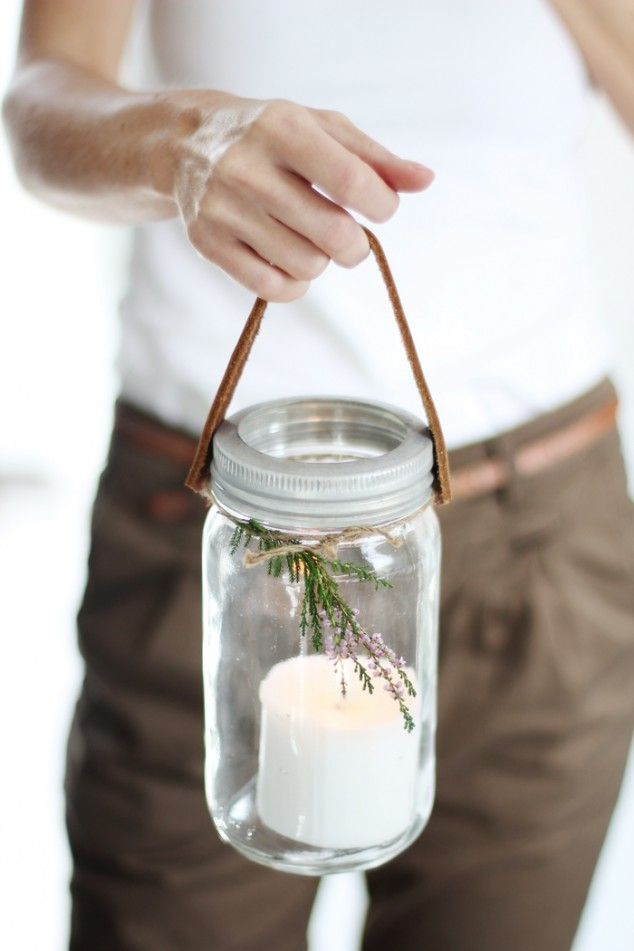 Creative Diy Candle Holder Ideas By Stylizimo Via Topdreamer Diy