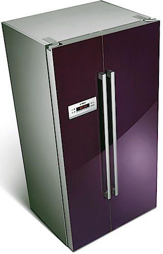 Delightful Purple Appliances   Large Appliances : Kitchen Contraptions    KitchenContraptions.com