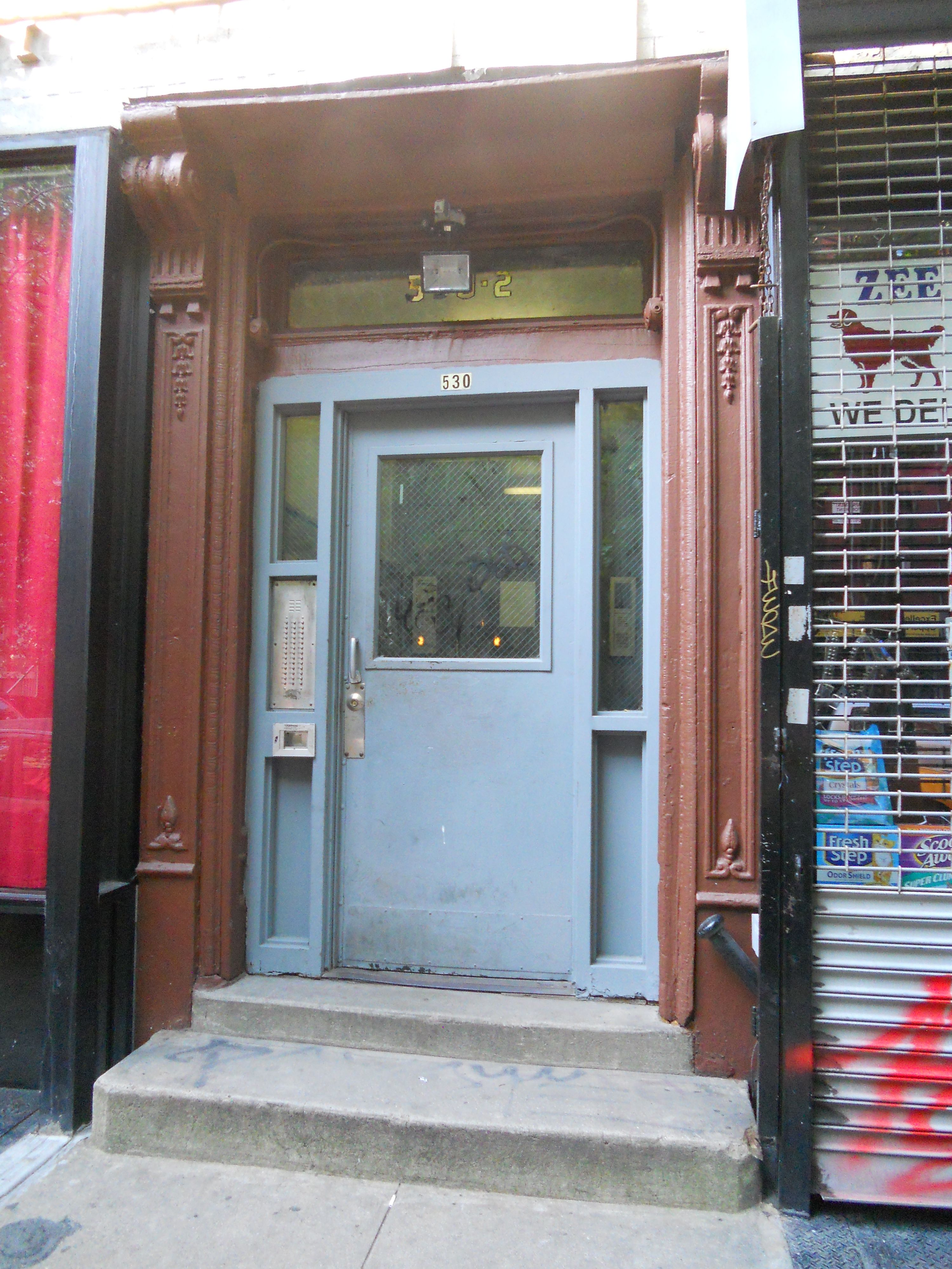 Image Result For Nyc Front Door In The Heights Pinterest Front
