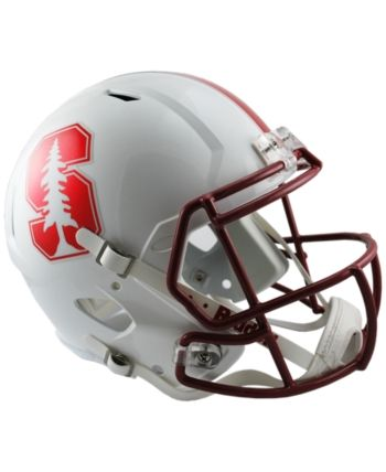 Riddell Stanford Cardinal Speed Replica Helmet Reviews Sports Fan Shop By Lids Men Macy S In 2020 Football Helmets Stanford Cardinal Helmet