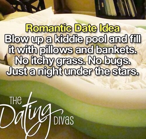 Romantic Date Idea - Under The Stars (With Images)