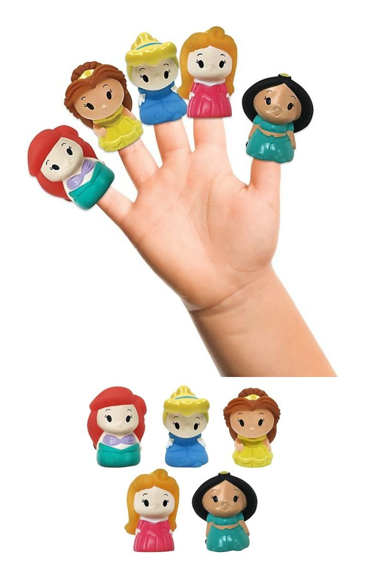Wooden Mermaid Finger Puppet Wooden Mermaid Toy Toddler Puppets and Toys Traditional Wooden Toy