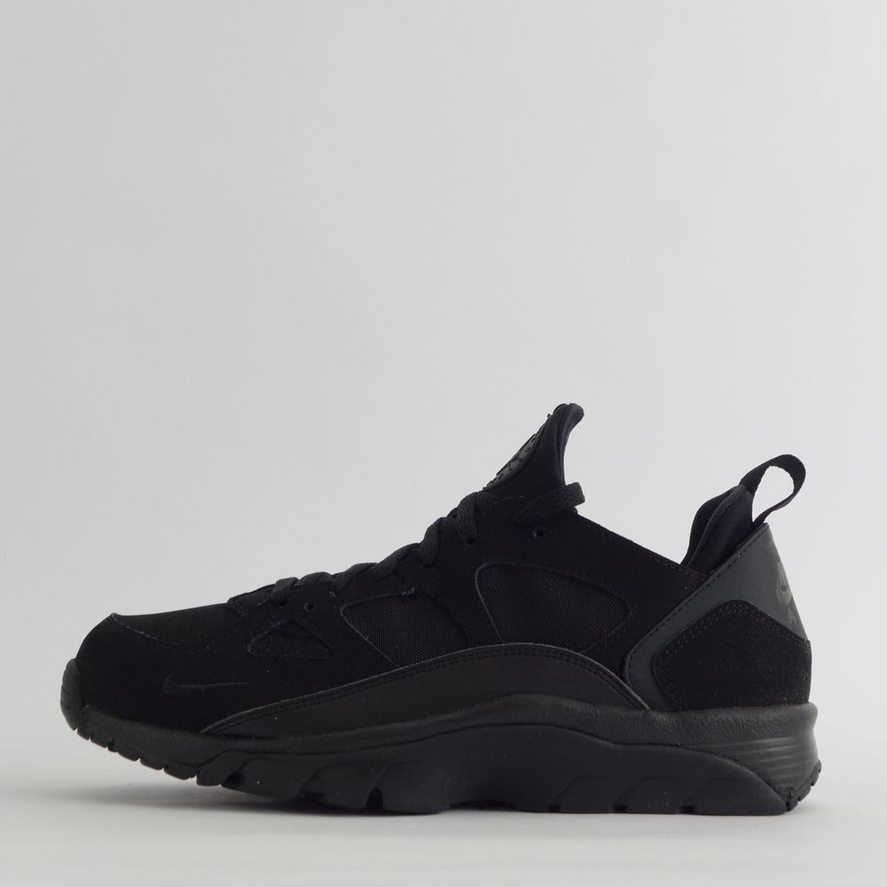 new style cc2f9 53e2a Nike Jordan Reveal Mens Trainers Shoes Triple Black