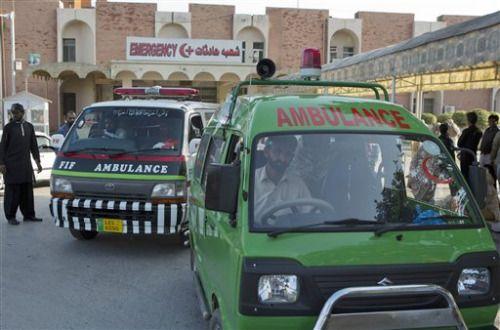 [Ampliación] Más de 15 muertos tras explosión en Pakistán |...