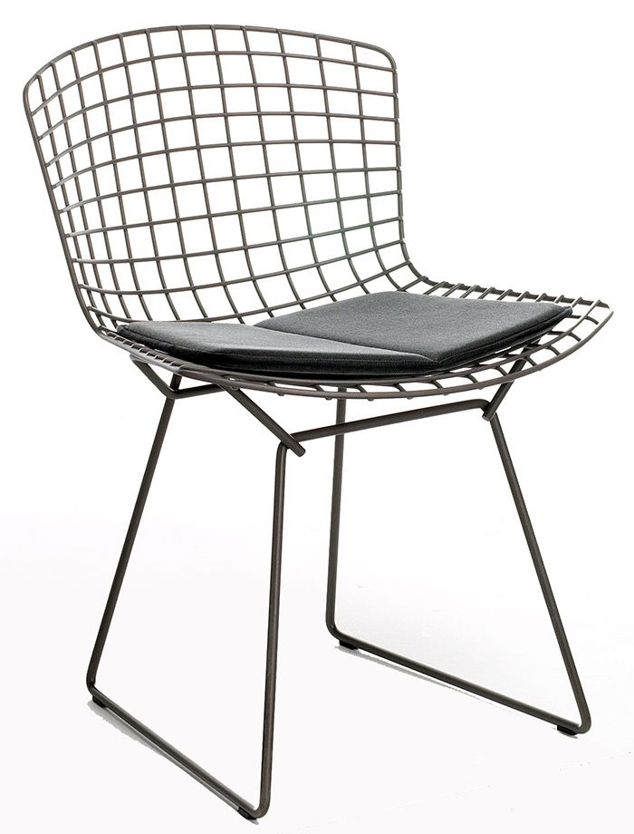 les chaises iconiques r dit es harry bertoia side chairs and side chair. Black Bedroom Furniture Sets. Home Design Ideas