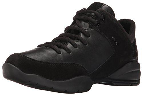 Happy C, Sneakers Hautes Femme, Noir (Black C9999), 38 EUGeox