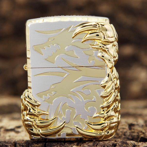 Zippo tribal dragon golden claw eye drops steroid over the counter