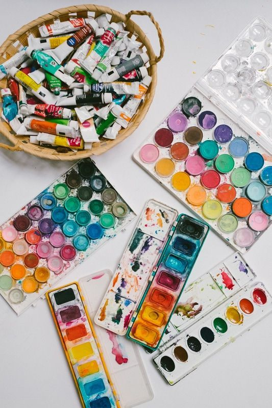 The Best Student Friendly Watercolor Paints Www Myfriendcourt