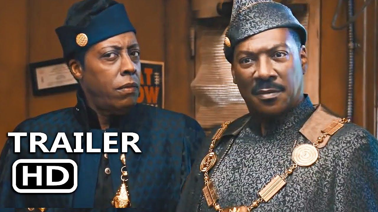 Coming To America 2 Official Trailer 2021 In 2020 Official Trailer America 2 Trailer