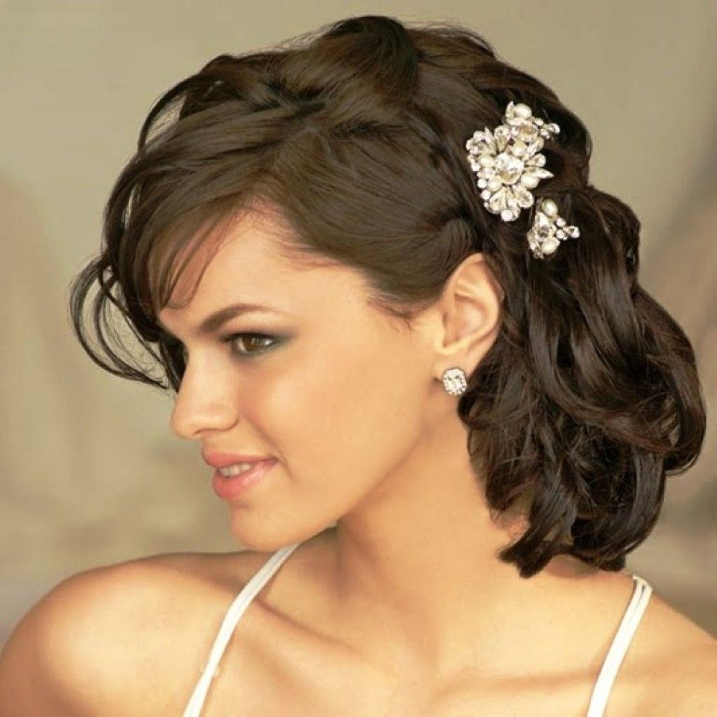 cute wedding hairstyles for medium hair | deva hairstyles