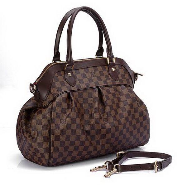 Replica Louis Vuitton Damier Ebene Canvas Trevi GM N51998 Model  82983600   199.00 http   6c2aa2eb808f7