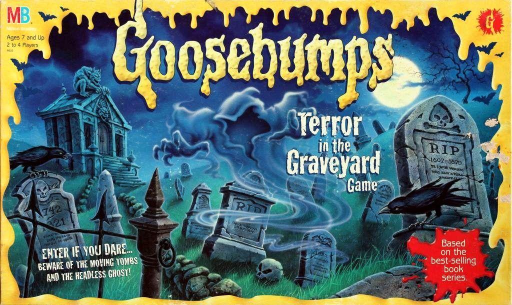Goosebumps HD Wallpapers Download Free 600x600 38