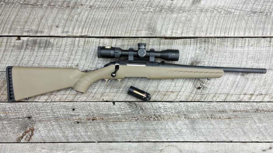 Ruger American ranch rifle, 16 inch barrel under $400 ...
