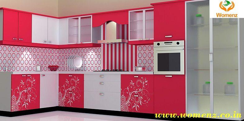 Excepcional Cocina Modular Diseña Hyderabad Precio Componente ...