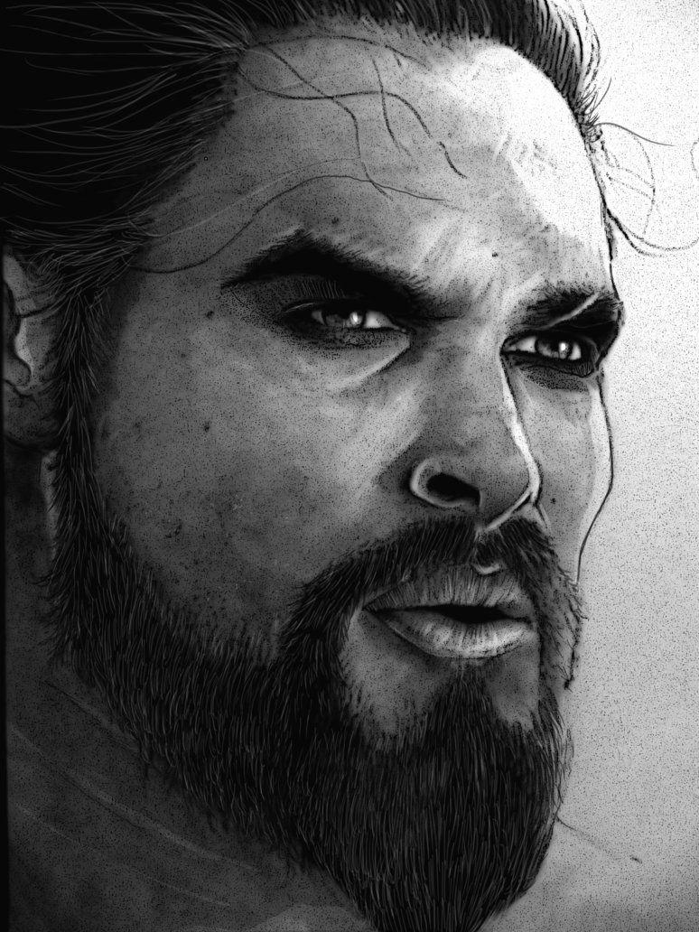 Khal Drogo by HatterAndHareStudios on DeviantArt