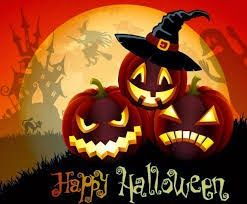 Halloween No Vitoria Park Shopping With Images Halloween Wallpaper Halloween Illustration Happy Halloween Pictures