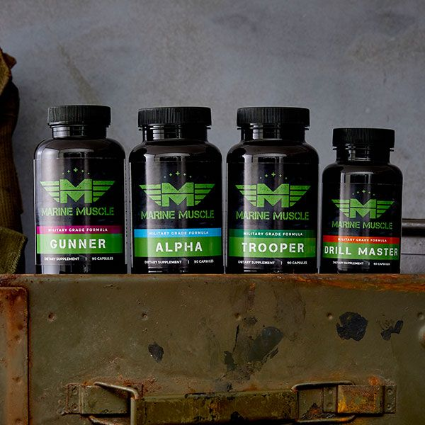 Strength Stack Muscle Anabolic steroid Muscle building supplements