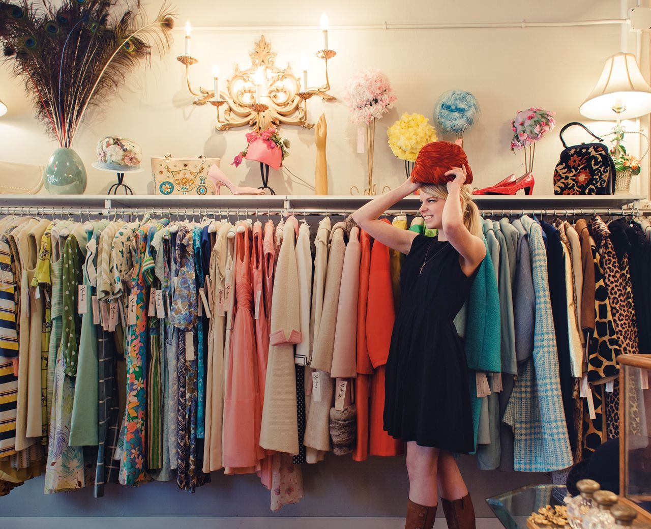vintage clothes shops - Kids Clothes Zone