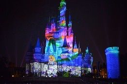 Frozen at Disneyworld