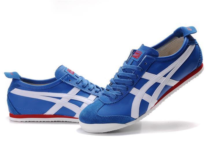 Pin em New Onitsuka Tiger shoes Blue