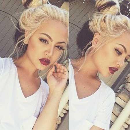 Augenbrauen dunkle männer haare blonde Warum haben
