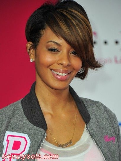 Surprising 1000 Images About Highlights On Pinterest African American Short Hairstyles For Black Women Fulllsitofus