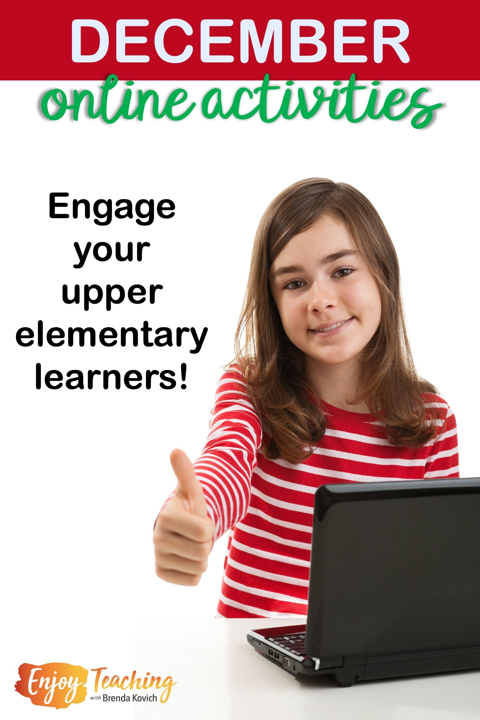 Eight December Activities For Kids Merge Online Content