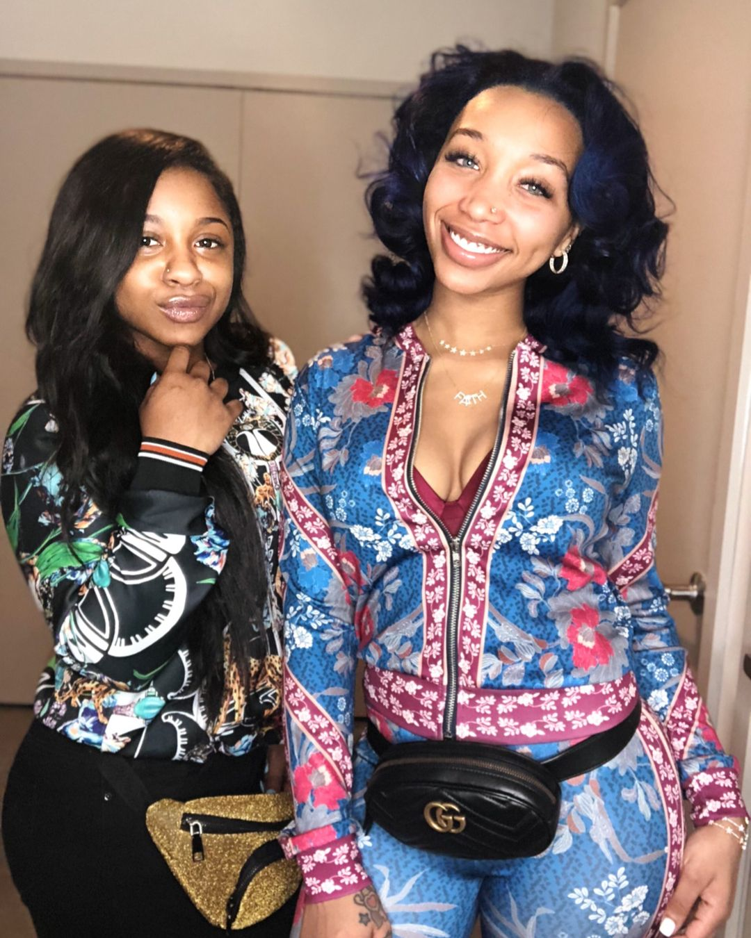 reginae carter and zonnique | i'd wear it in 2019 | best