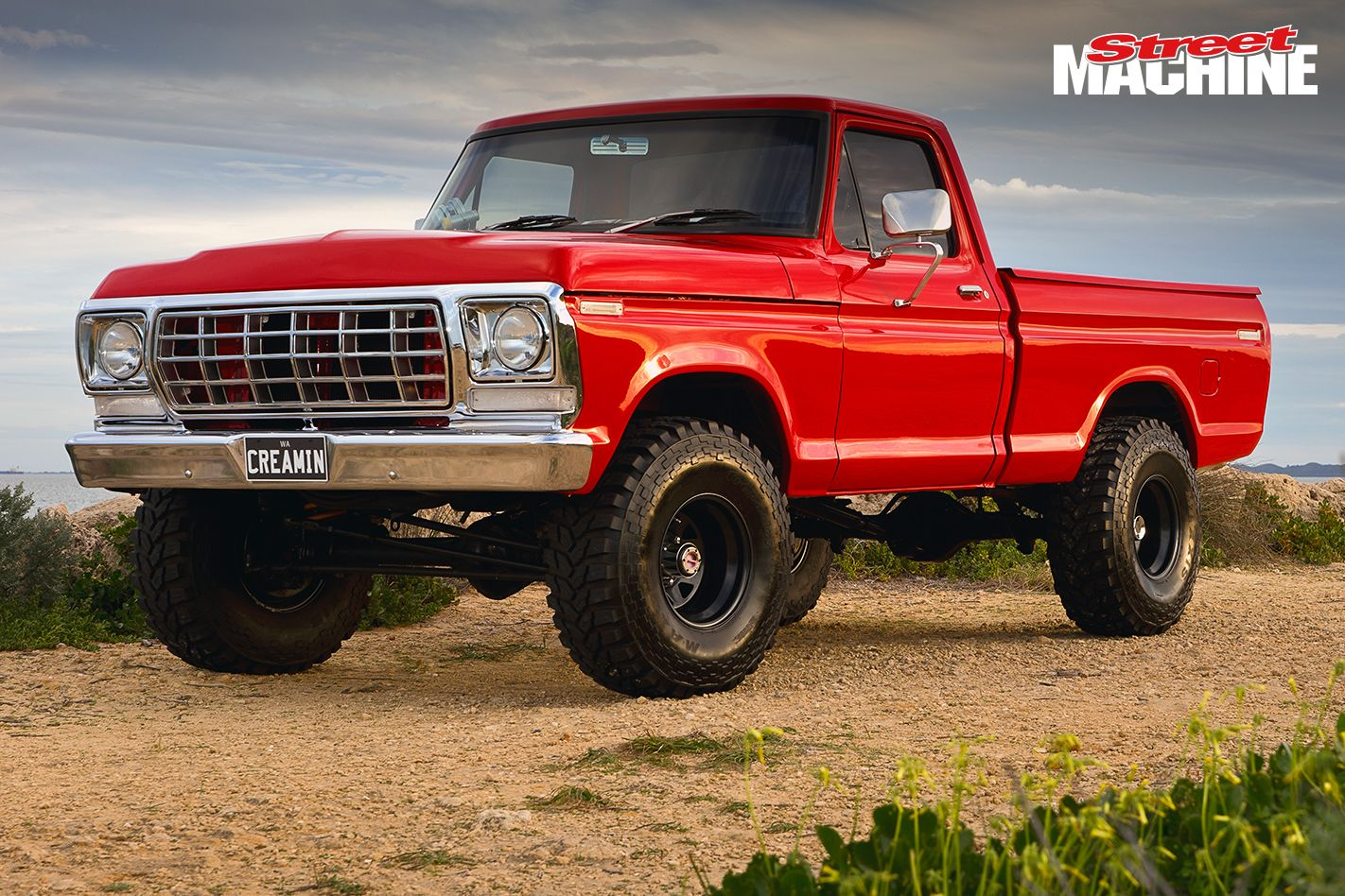 Tough 351 Powered Ford F 100 Reader S Car Of The Week In 2020