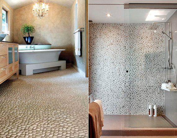 Deko-Ideen-mit-Steinen-für-innen-und-außen_modernes-badezimmer