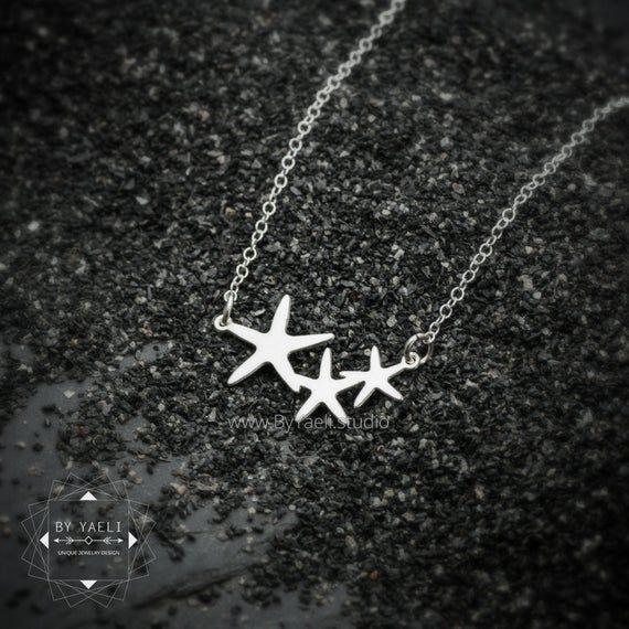 Silver starfish necklace silver necklace minimalist necklace dainty necklace simple necklace ocean jewelry simple necklace unique jewelry  Silver starfish necklace silver necklace minimalist #jewelry #necklace @EtsyMktgTool #starfish #sta #Dainty #jewelry #Minimalist #Necklace #Ocean #Silver #Simple #starfish #Unique