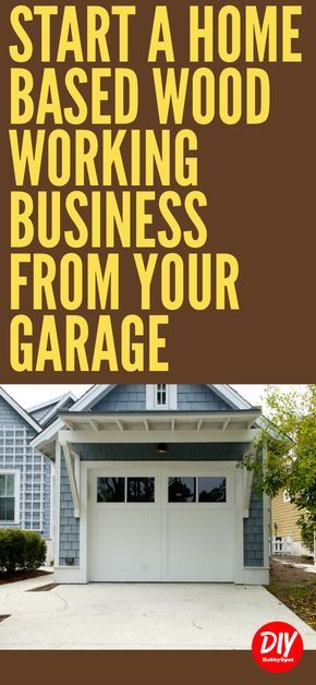 Start From Your Garage To Save On Rental Costs Pinterest