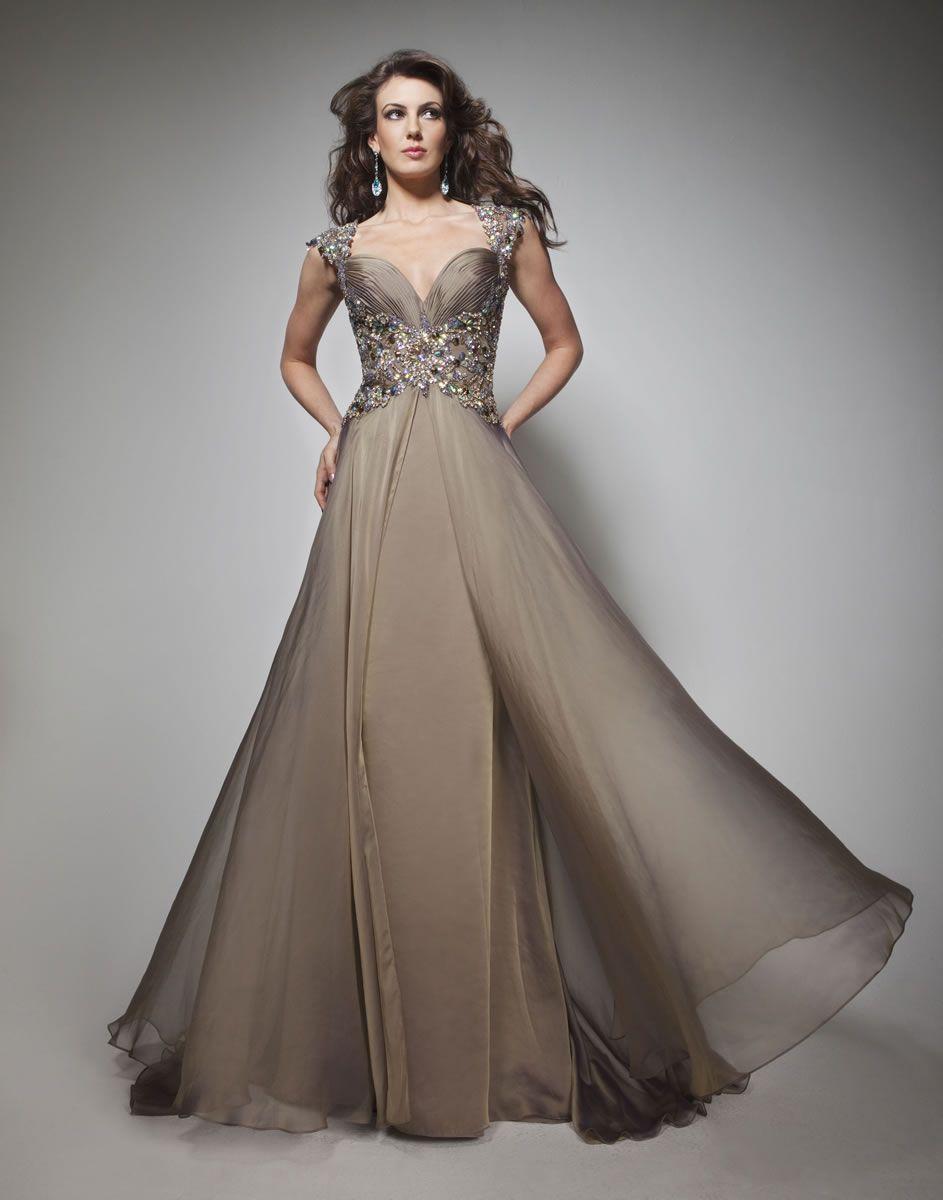 Tony Bowls Prom Dresses 2008