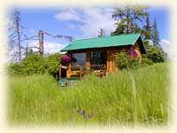 Homer Alaska Cabin Rentals, Alaska Tourist Services. Cabin In Homer AK