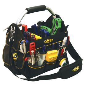 Awp Hp Polyester Open Tote Tool Bag At Lowe S Gift For Kip