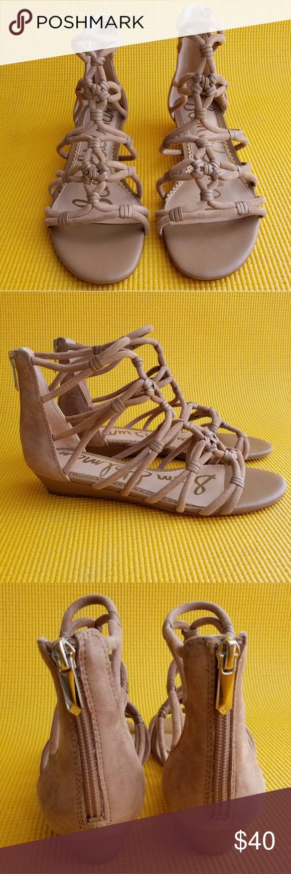 0e43b74c2 I just added this listing on Poshmark  Sam Edelman Daryn Gladiator Sandal.   shopmycloset  poshmark  fashion  shopping  style  forsale  Sam Edelman   Shoes